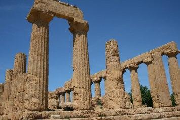 Sycylia, Valle dei Templi Agrigento, fot. Paweł Wroński