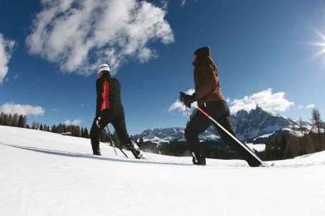 Liczne trasy czekają na narciarzy biegowych