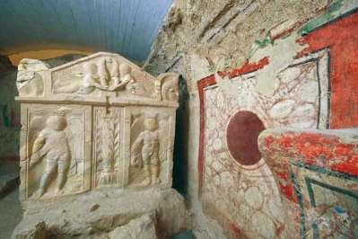 Wczesnochrześcijański grobowiec