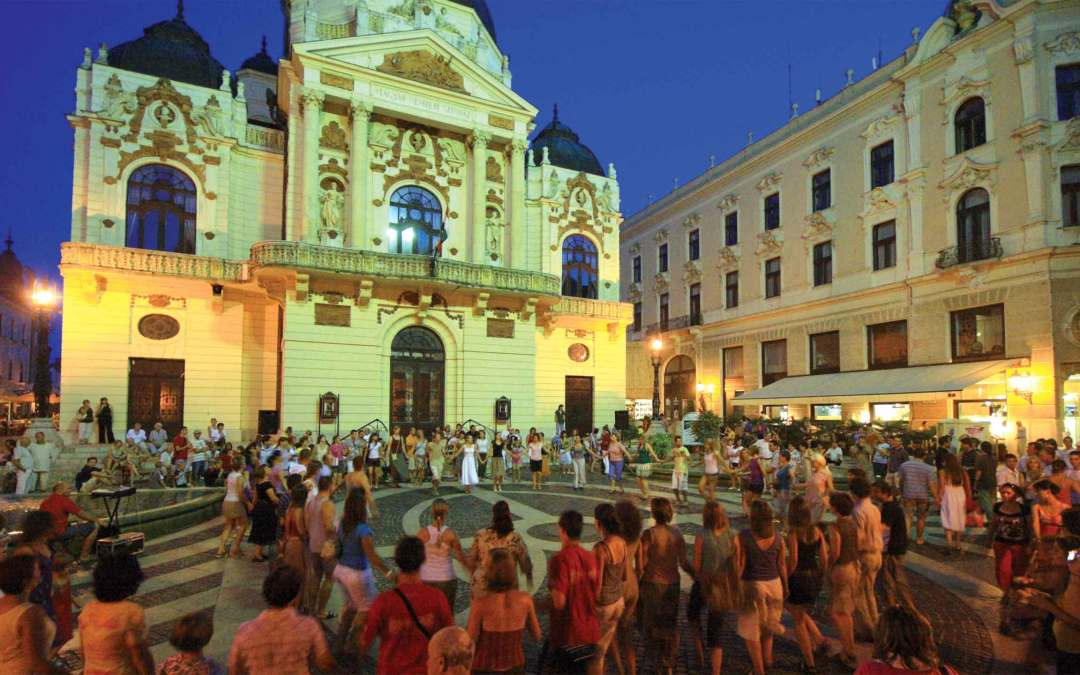 Pécs – druga stolica Węgier