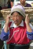 Kobieta z ludu Naxi