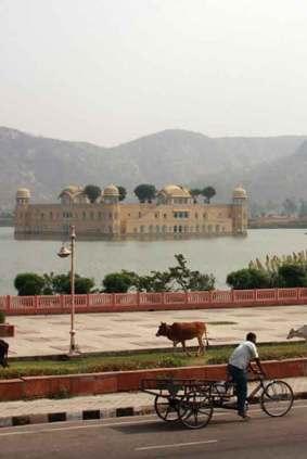 Pałac na Wodzie w Dżajpurze