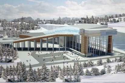 Tak będzie wyglądał całoroczny stok narciarski /