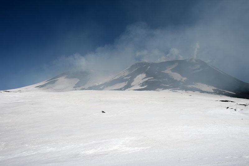 Etna, fot. Paweł Wroński