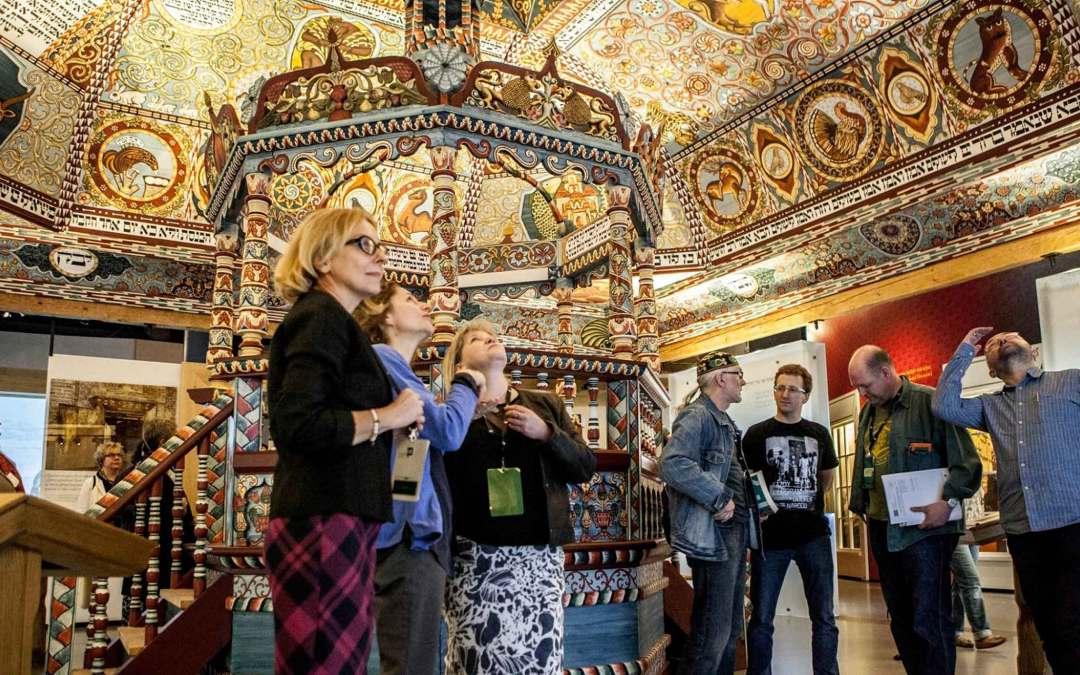 Polin – Muzeum Historii Żydów Polskich