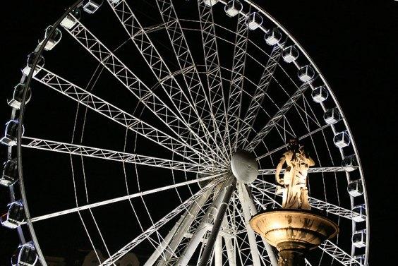 Budapest Eye, fot. Paweł Wroński