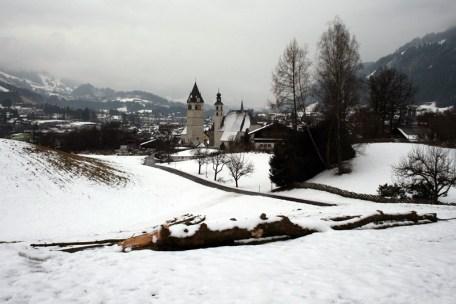 Kitzbühel, fot. Paweł Wroński