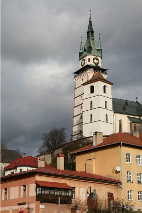 Kremnica, fot. Paweł Wroński