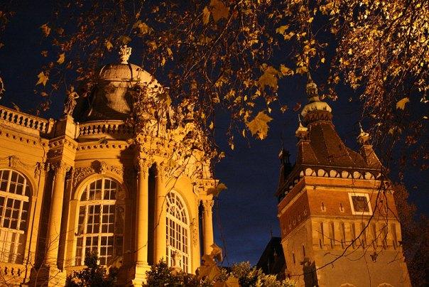 Zamek Vajdahunyad, Budapeszt, fot. Paweł Wroński