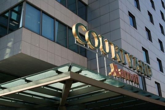 Hotel**** Courtyard Marriott, fot. Paweł Wroński