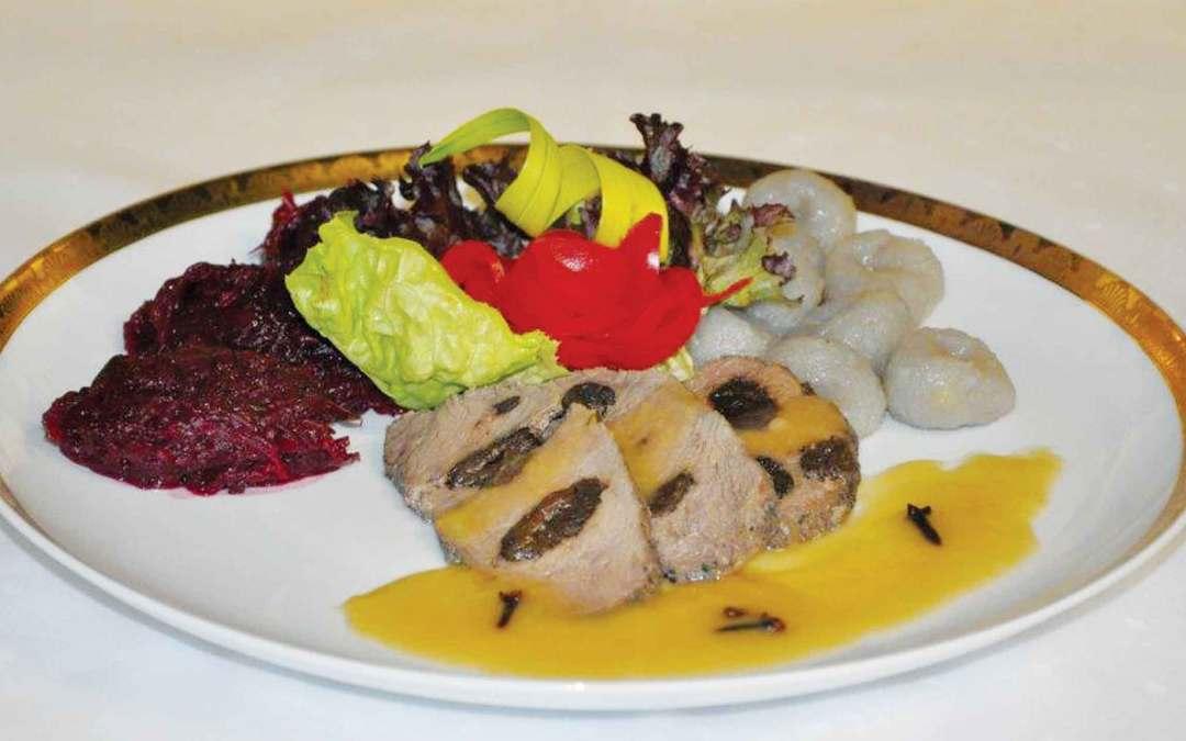 Wielkanoc za mazowieckim stołem – schab
