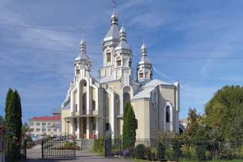 Assumption Church in Drohobych, Ukraine