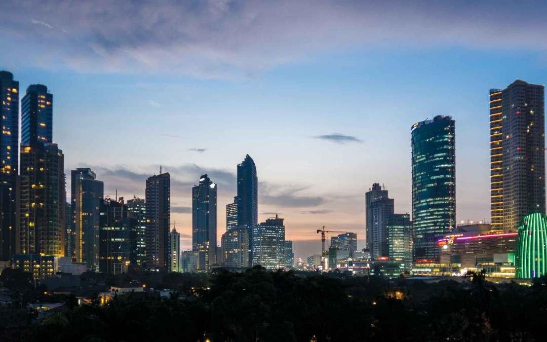Miesiąc miodowy w Indonezji – Dżakarta