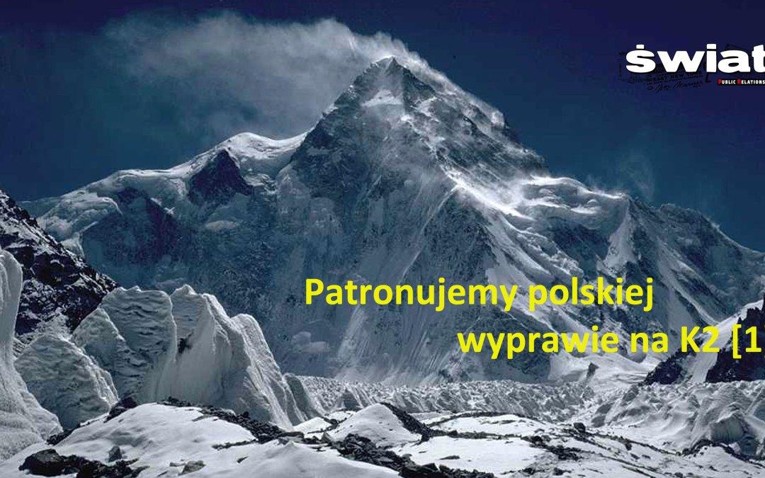Patronujemy polskiej wyprawie K2 '2016/17 [1]