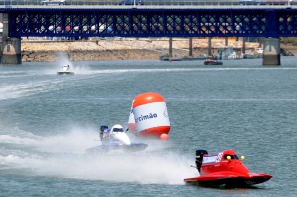 GP PORTUGAL-Portimao-210511-The race of UIM F4 Powerboat Grand Prix of Portugal.  Picture by Vittorio Ubertone/Idea Marketing.