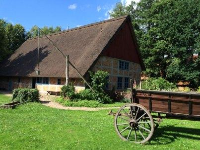 Okrągłe wioski z Wendlandu, fot. Paweł Wroński