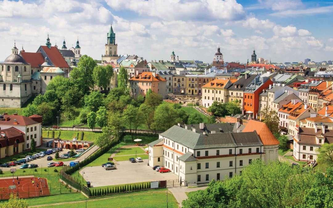 Nowy cel Polonusa  – Lublin