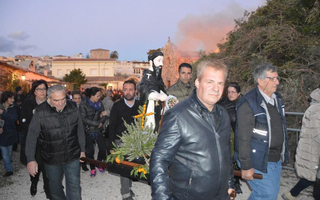 Święto św. Antoniego na Sardynii