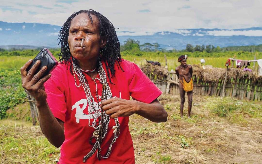 Zależność z wyboru, czyli dlaczego Papuasi  nie są samotni