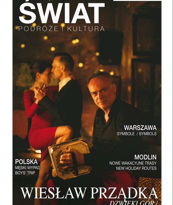 MAGAZYN ŚWIAT PODRÓŻE I KULTURA / WIOSNA-LATO 2019 /