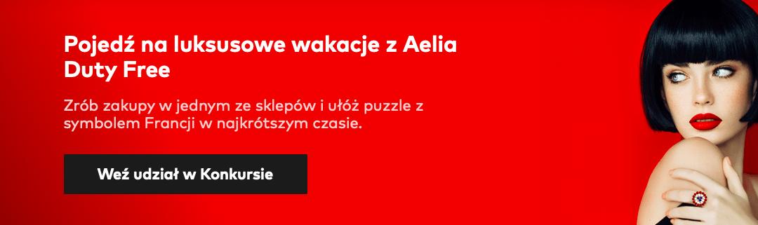 Aelia Duty Free po raz piąty partnerem akcji French Touch