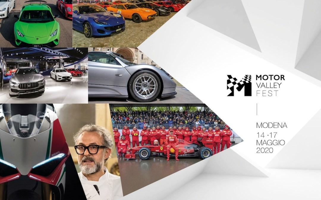 Wybierz się na włoski Motor Valley Festiwal… online!
