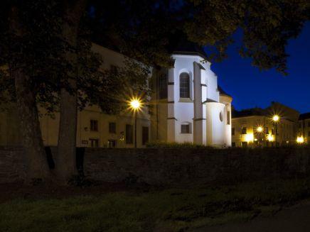 Šumperk, kościół Zwiastowania Marii Panny. fot. archiwum Kudyznudy_2
