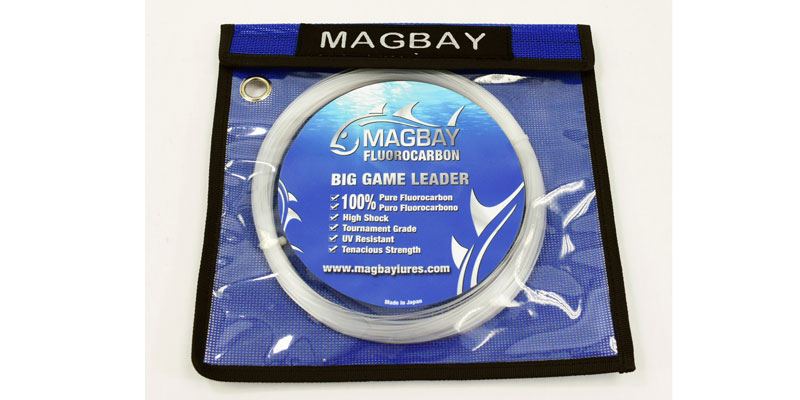 Heavy 150 lbs Fluorocarbon Leader