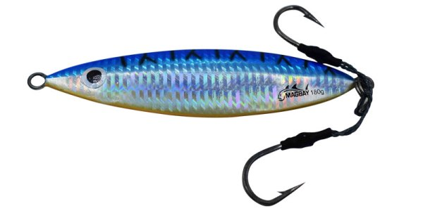 Blue MagBay Hyperfly Saltwater Jig