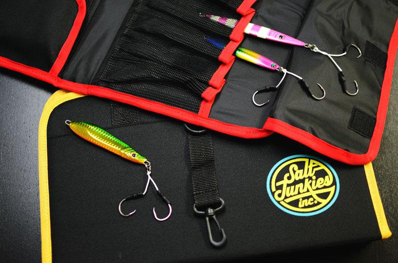 Bag For Storing Fishing Jigs