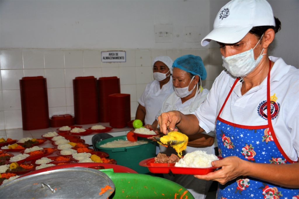 Gobernación del Magdalena vigila operación del Programa de Alimentación Escolar con equipo interdisciplinario