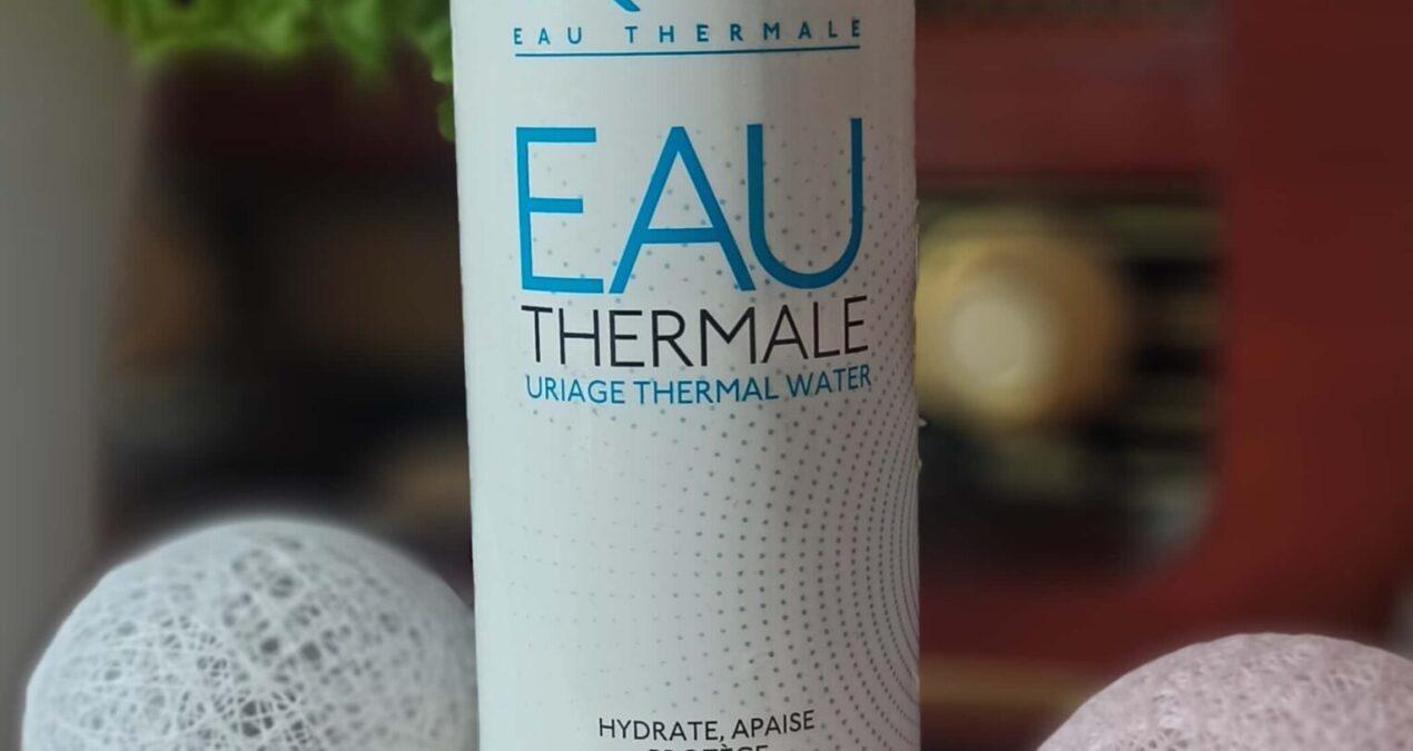 Uriage – woda termalna – mój test i recenzja