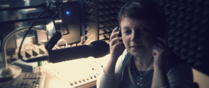 Magda Kozioł, coach, w Radio Praga