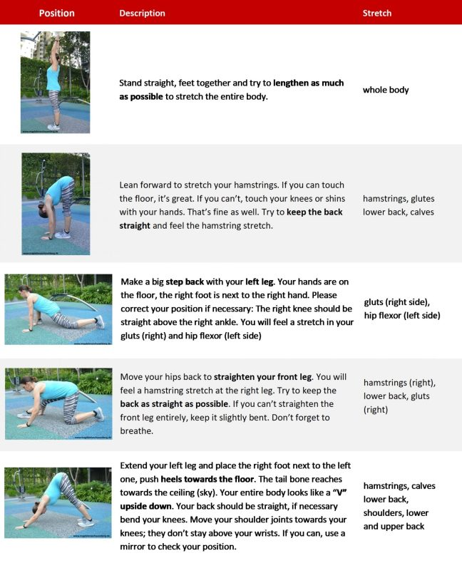 Mobility Drill for Runnerst part 1