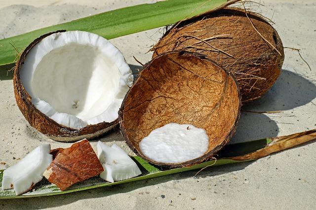 Kokosmilch und Kokosfett sollten einen festen Platz in unserer Küche bekommen.