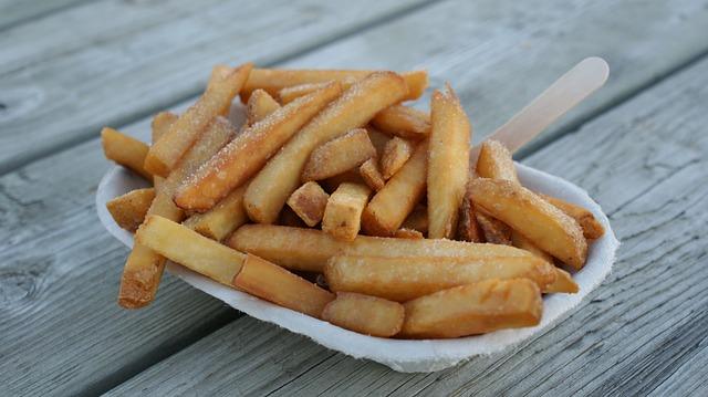 10 Euro für ein Fast Food Menü, das uns krank macht sind machbar, aber 10 Euro für frisches Gemüse?