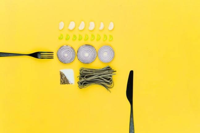 Wenn unser Körper eine mathematische Gleichung wäre, wäre Qualität der Nahrung weniger wichtig.