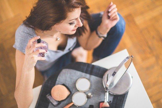 Parfüm kann schädlich für unsere Gesundheit sein.