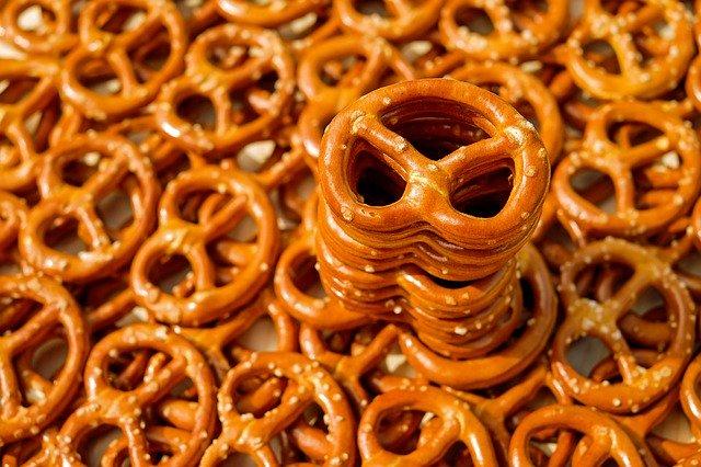 Snacks verhindern es, dass wir abnehmen können.