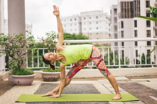 Vinyasa-Yoga-Gesundheit