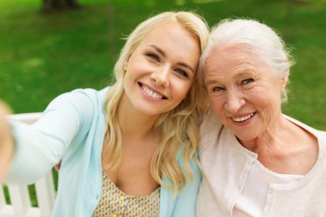 Anti-Aging-Gesundheit