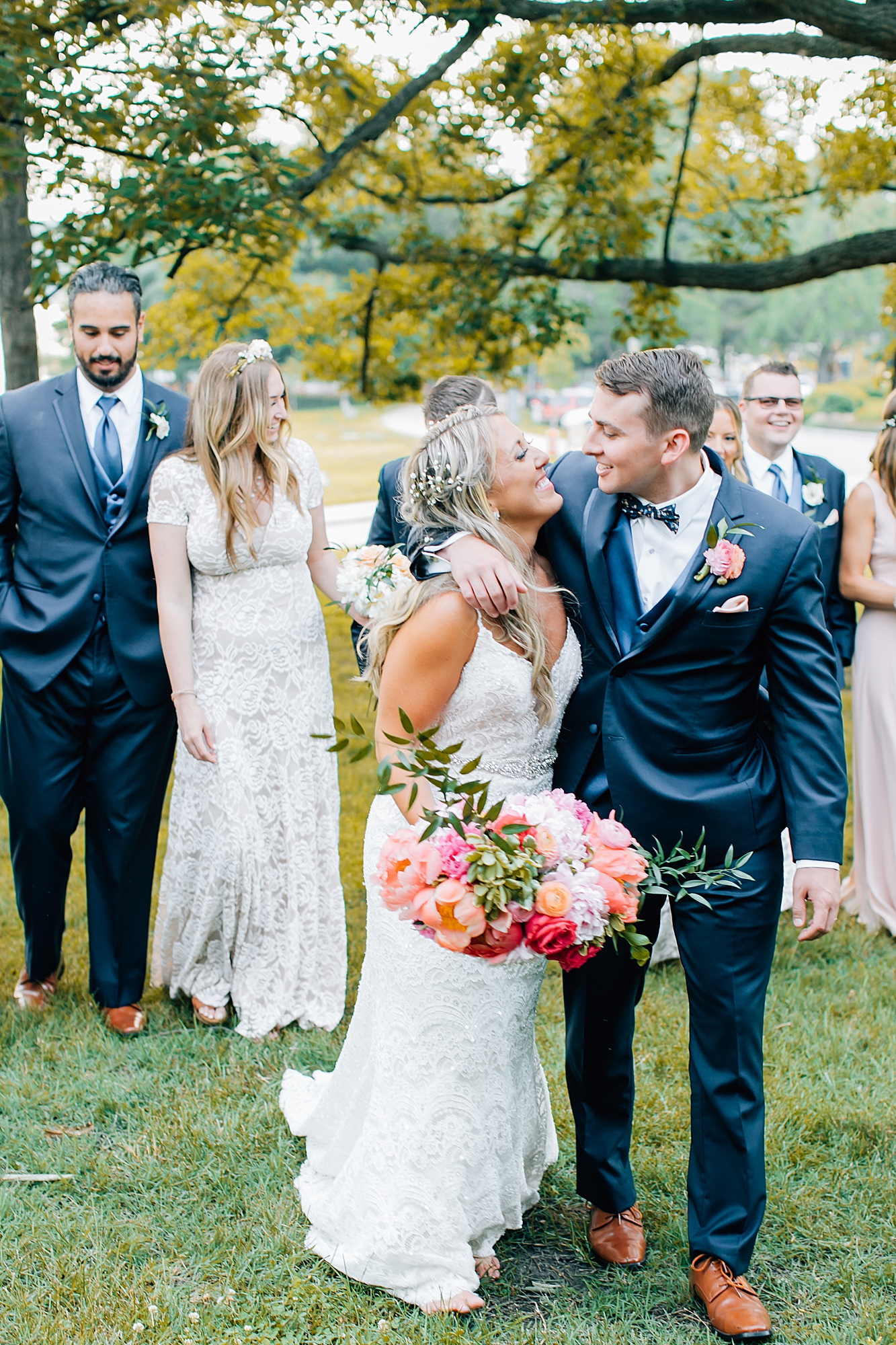 Candid and Genuine Fairmount Waterworks Philadelphia Wedding Photography by Magdalena Studios 0049 1