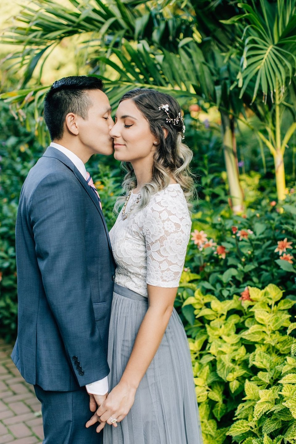 longwood gardens romantic summer engagement photography magdalena studios 0004