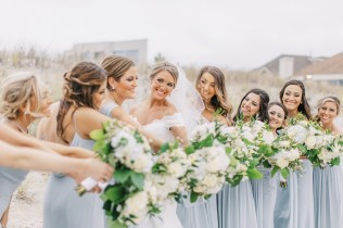 Candid and Sweet Beach Wedding Photography in Sea Isle City, NJ by Magdalena Studios_0030