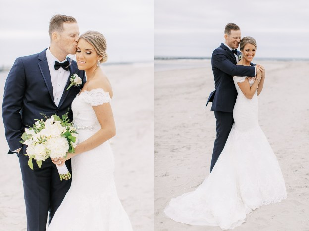 Candid and Sweet Beach Wedding Photography in Sea Isle City NJ by Magdalena Studios 0035