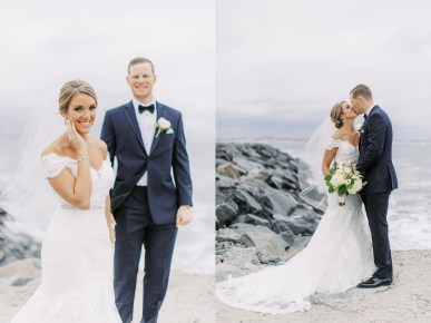 Candid and Sweet Beach Wedding Photography in Sea Isle City, NJ by Magdalena Studios_0045