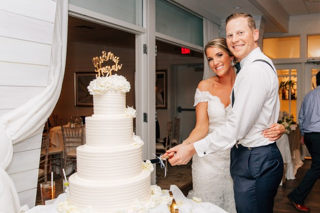 Candid and Sweet Beach Wedding Photography in Sea Isle City, NJ by Magdalena Studios_0055