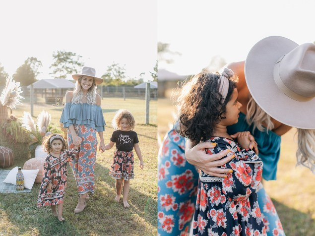 Free-Spirited and Boho Fashion Photography for the Bohemian Mama by Magdalena Studios_0021