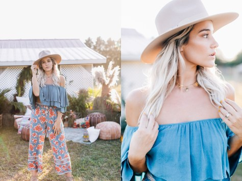 Free Spirited and Boho Fashion Photography for the Bohemian Mama by Magdalena Studios 0024