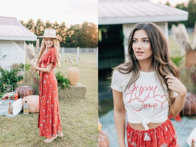 Free-Spirited and Boho Fashion Photography for the Bohemian Mama by Magdalena Studios_0041